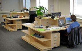 EPO machinery - kancelář
